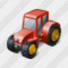 Icon Wheeled Tractor Image