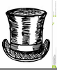 Bowler Hat Clipart Image