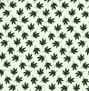 Cannabis Weed Plant Pattern Image
