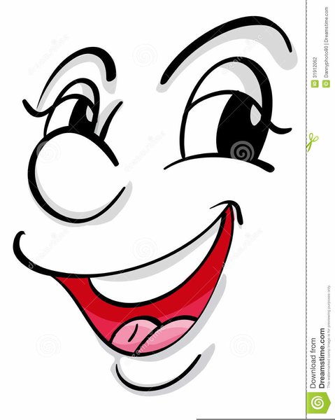 Clipart Mouth Nose Eyes Free Images At Clker Com Vector Clip