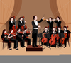 Free Clipart Symphony Orchestra Image