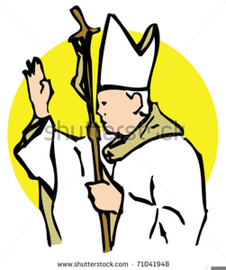 Pope Hat Clipart Image