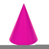 Party Hats Clipart Image