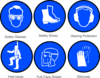 Assembly Ppe Clip Art