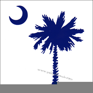 palmetto tree and crescent moon clipart free images at clker com rh clker com sc palmetto tree logo clip art