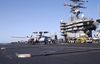 Uss Stennis - French E-2c Image