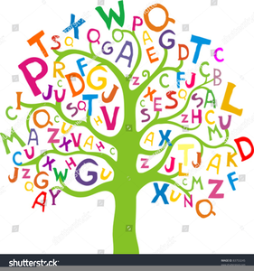 Free Clipart Of Letters Of Alphabet Image