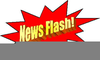 Free Animated News Flash Clipart Image