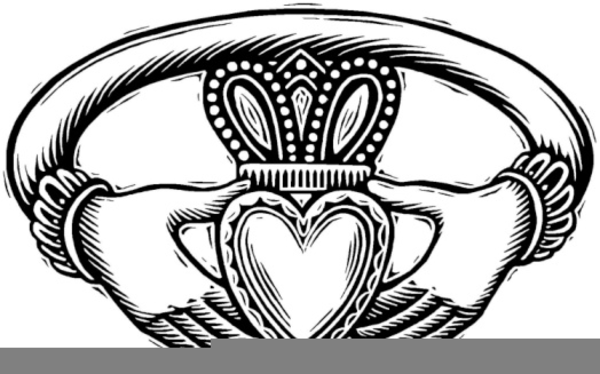 clipart claddagh rings free images at clker com vector clip art rh clker com claddagh symbol clip art claddagh ring clipart