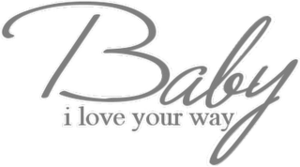 Bwitchen Wordart Babyiloveyourway Image