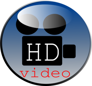 Hd Video Clip Art