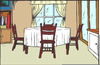 Clipart Dining Rooms Image