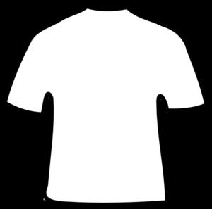 white shirt clip art at clker com vector clip art online royalty rh clker com Clothes Clip Art Shoes Clip Art
