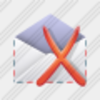 Icon Email Remove 1 Image