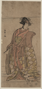 The Actor Segawa Kikunojō Image