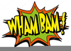 Wham Comic Book Image