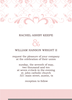 Wedding Invitations Samples Clipart Image