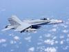 Uss Stennis - Hornet In Flight Image