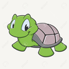 Free Clipart Of Franklin The Turtle Image