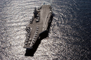 Cvn 74 At Sea Image
