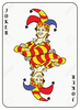 Playing Cards Joker Clipart Image