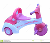 Girls Toys And Clipart Image