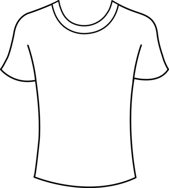 tshirt template men