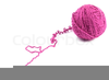 Ball Of Yarn Clipart Image