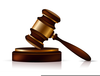 Free Clipart Judge Gavel Image
