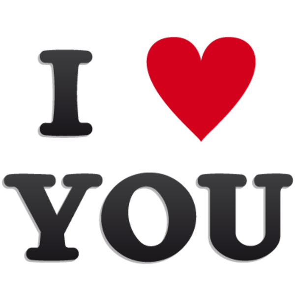 Download Heart I Love You | Free Images at Clker.com - vector clip ...