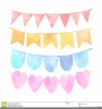 Party Decoration Clipart Image