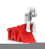 Clipart Income Taxes Image