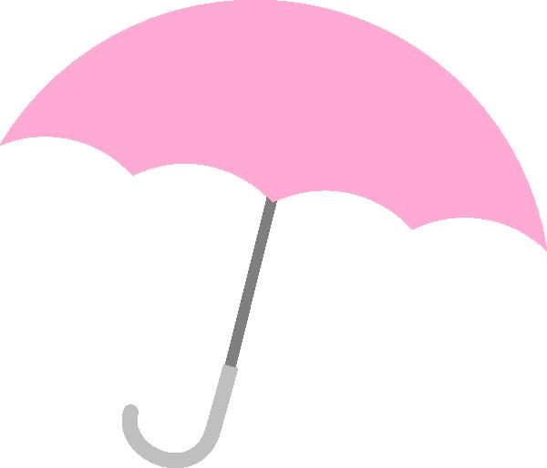 Pink Umbrella Clip Art Umbrella Clip A...