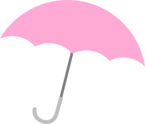 Attractive Baby Shower Umbrella Clipart #1