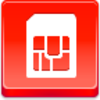 Free Red Button Icons Sim Card Image