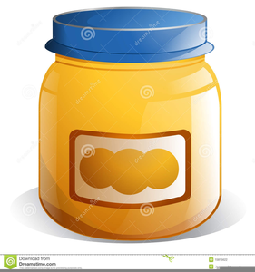 Baby food. Jar clipart free images
