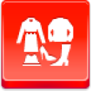Free Red Button Icons Clothes Image
