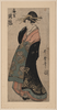 The Lady Takihashi Of Ōgi-ya. Image