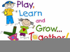 Gifted And Talented Education Clipart Image