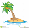Palm Tree Animated Clipart Image