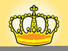 King Crown Clipart Image