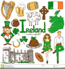 Clipart Map Of Ireland Image