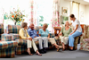 Retirement Home People Image