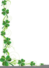 St Pats Day Clipart Image