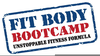 Free Boot Camp Clipart Image