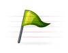 Webpro Flag Green Image