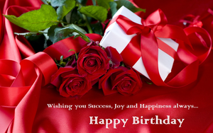 Happy Birthday Gifts Cards Image