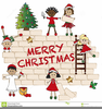 Funny Christmas Clipart For Kids Image