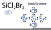 Sicl Br Lewis Structure Image