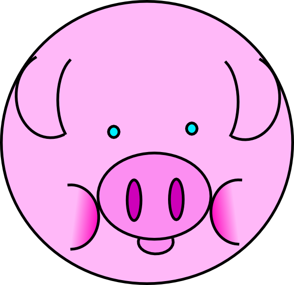 free pig clipart - photo #15